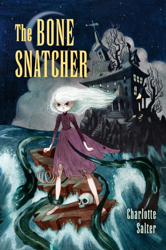 Bone Snatcher Cover